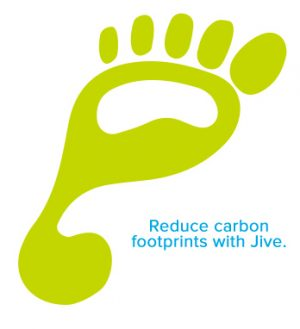 Jive Carbon Footprint