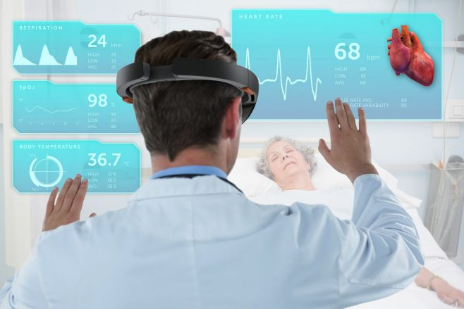 Virtual Reality In Canadian Hospitals